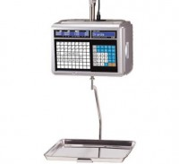 Hanging Label Printing Scale CL-5000J-CH