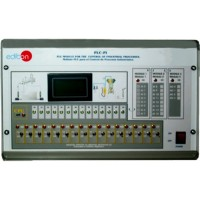 PLC Module for the Control of Industrial Processes (for working with EDIBON Computerized Teaching Un