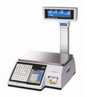 CL -5200 Series Label Printing Scale