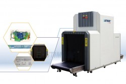 EI-100100 Multi-energy X-ray Security Inspection Equipment