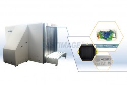 EI-V150150 Multi-energy X-ray Security Inspection Equipment