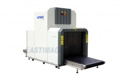 Cargo Inspection EI-10080G Multi Energy High Throughput X-ray Security Detection Equipment