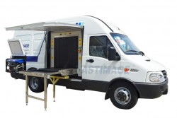 Mobile X-ray Security Inspection Equipment EI-100100M