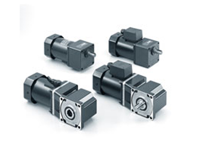 High-Power AC Induction and Electromagnetic Brake Motors
