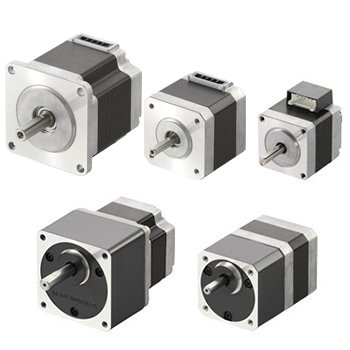 PKP Series 2-Phase Unipolar Stepper Motors