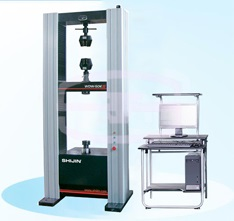 WDW-50E series of computer-controlled electronic universal testing machine