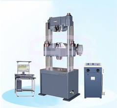 WEW / 300C / 600C / 1000C Computer Screen Hydraulic Universal Testing Machine