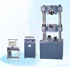 WEW-300D / 600D Computer Screen Display Hydraulic Universal Testing Machine